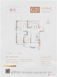 G2�粜� 3室2�d2�l 133m2