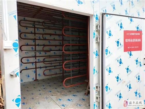 盐城二手冷库出售回收全新冷库定做安装厂家直销