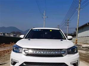 長安CS75個人一手SUV出售