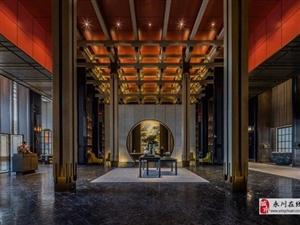 重庆酒店装修|重庆酒店设计|酒店大厅装修|唯楷装饰