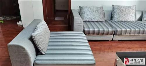 出售9成新沙发一套