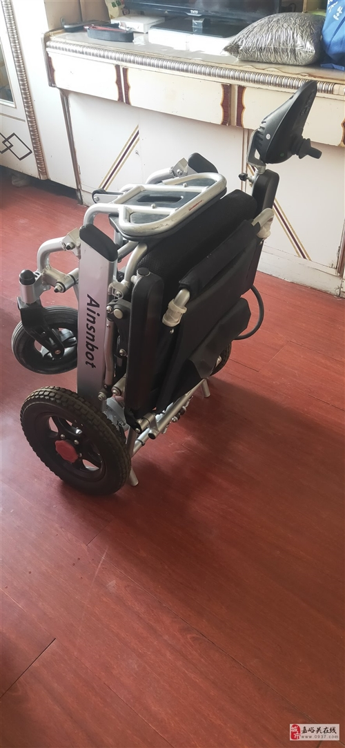 二手老人電動輪椅。