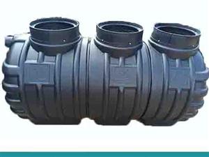 湖北龙康排水系统有限公司PE吹塑化粪池