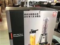 双立人便携式榨汁机,自家用绝对合算!