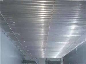 专业设计安装维修各种冷库,承接各种车间降温工程