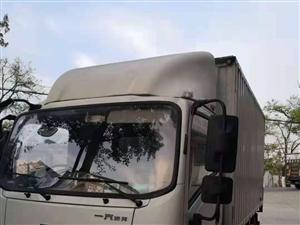 出售4.2米一汽箱货一辆 新车刚跑6000公里