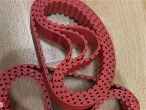 德国马牌SYNCHROFLEX红色聚氨酯钢丝芯无缝