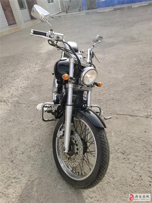 雅马哈竞速之星400cc