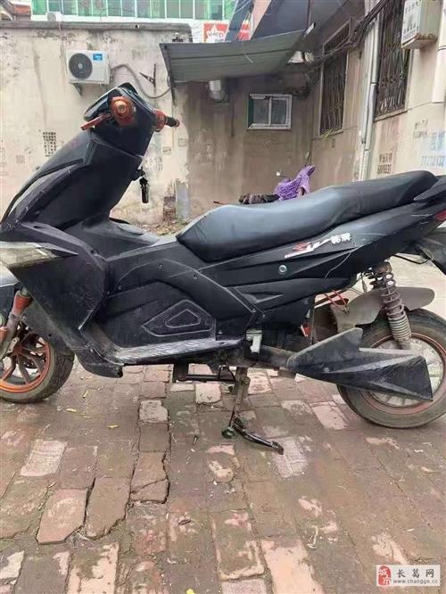 处理二手摩托车一辆