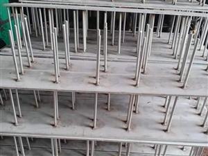 钢结构预埋地笼子各种规格型号加工定制