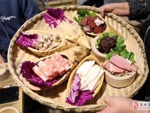 筒子骨蕓豆米野菜火鍋