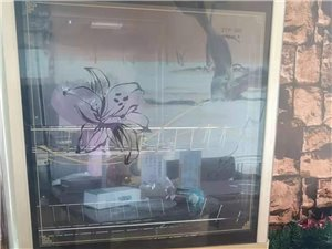 本人有九成新的消毒柜电冰箱四眼灶大蒸箱现便宜处理