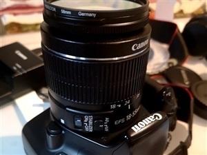 佳能单反1100d数码相机