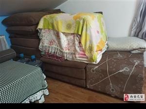 旧沙发出售。