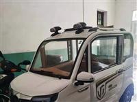 9成新老年代步车(金迪四轮电动车)