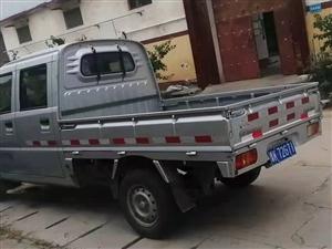 出售去年五月8号买的五菱荣光小卡新车