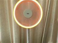 怀里智能月光驱蚊扇,25档风速三色灯光设计!便宜出