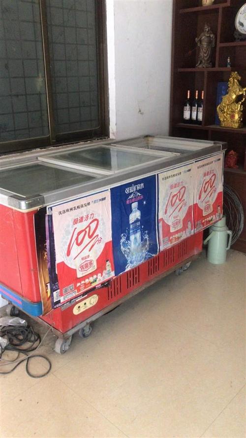 转让长1米8、冷冻冰箱。现在用不到了!
