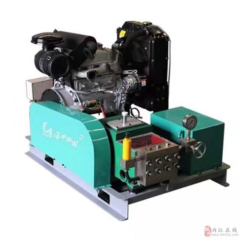 四川成都热卖三缸发动机三缸柱塞泵高压泵