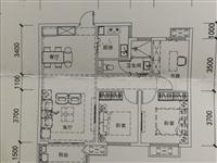 中天新郡3室2厅1卫72万元五证齐全低价急售