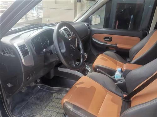 3年皮卡车出售6.8万元