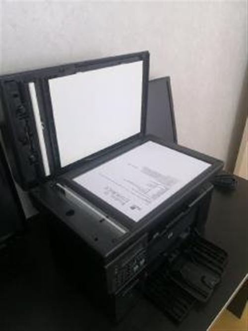 二手惠普多功能一体打印机95新低价处理
