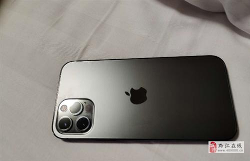 自用苹果12PRO 128G转让