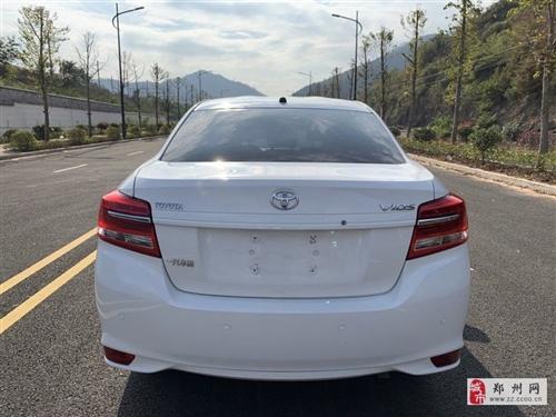 丰田威驰2019款1.5LCVT畅行版
