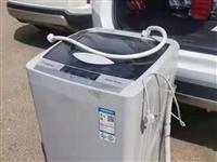 出售全自动家用洗衣机容量8公斤