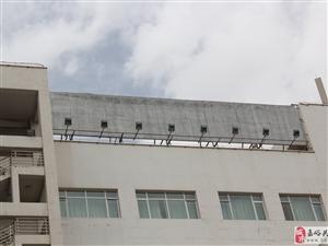 【廣告牌對外出租】酒鋼賓館八樓樓頂