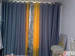 出售新买的窗帘、十成新