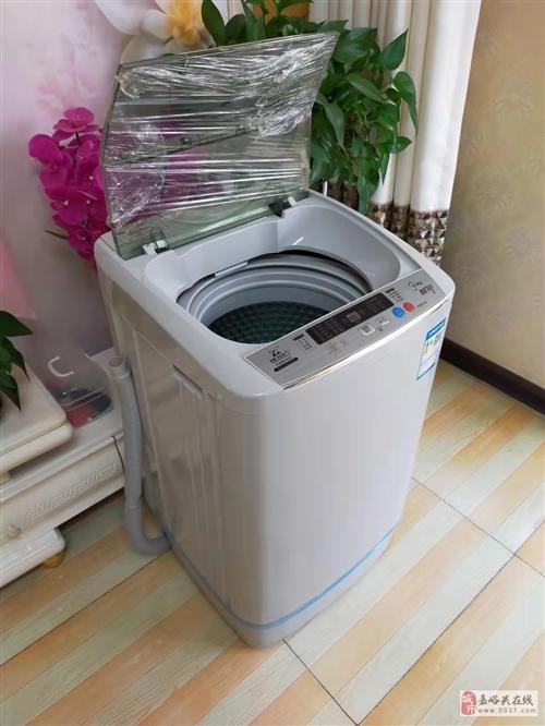 出售长虹全自动8.0洗衣机一台,可意
