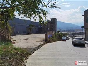 榕江高速公路北出口处厂地出租或转让