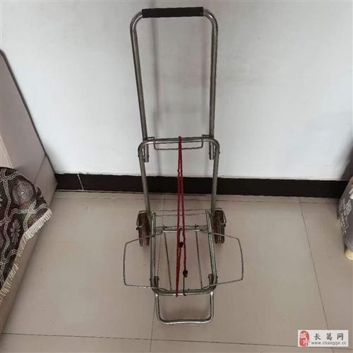出售一个闲置的进货用的小推车