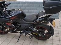 新世紀二輪摩托車低價出售