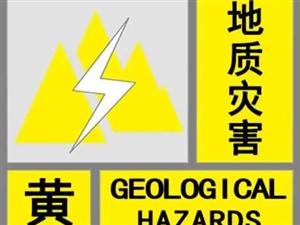 阳泉市气象局发布地质灾害气象风险黄色预警[Ⅲ级/较重]