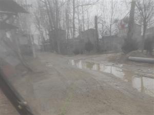 """现在的农村还有几条这样的""""水泥路"""""""