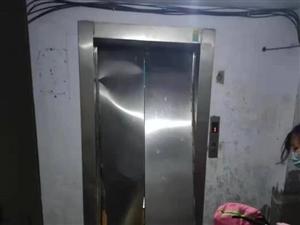 滨州开发区小区电梯出事了