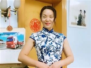 光彩新村的好组长好妹妹郎秀琴主任
