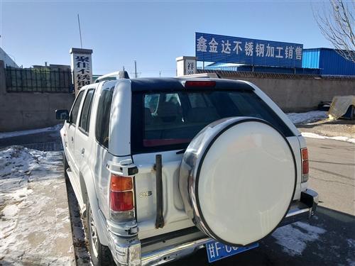 五十铃竞技者2.6L