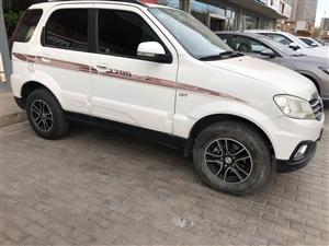 眾泰2017款SUV
