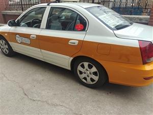 2014年现代伊兰特出租车转让