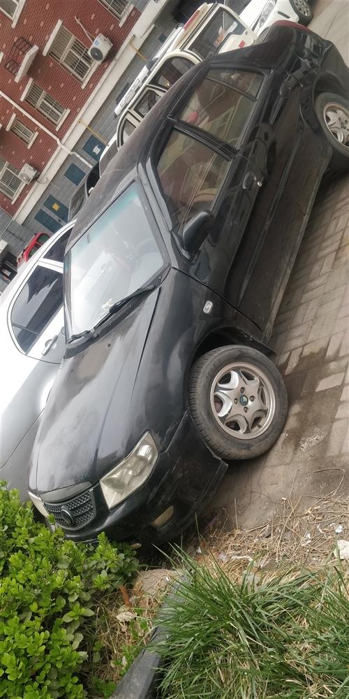 吉利优利欧黑色轿车出售