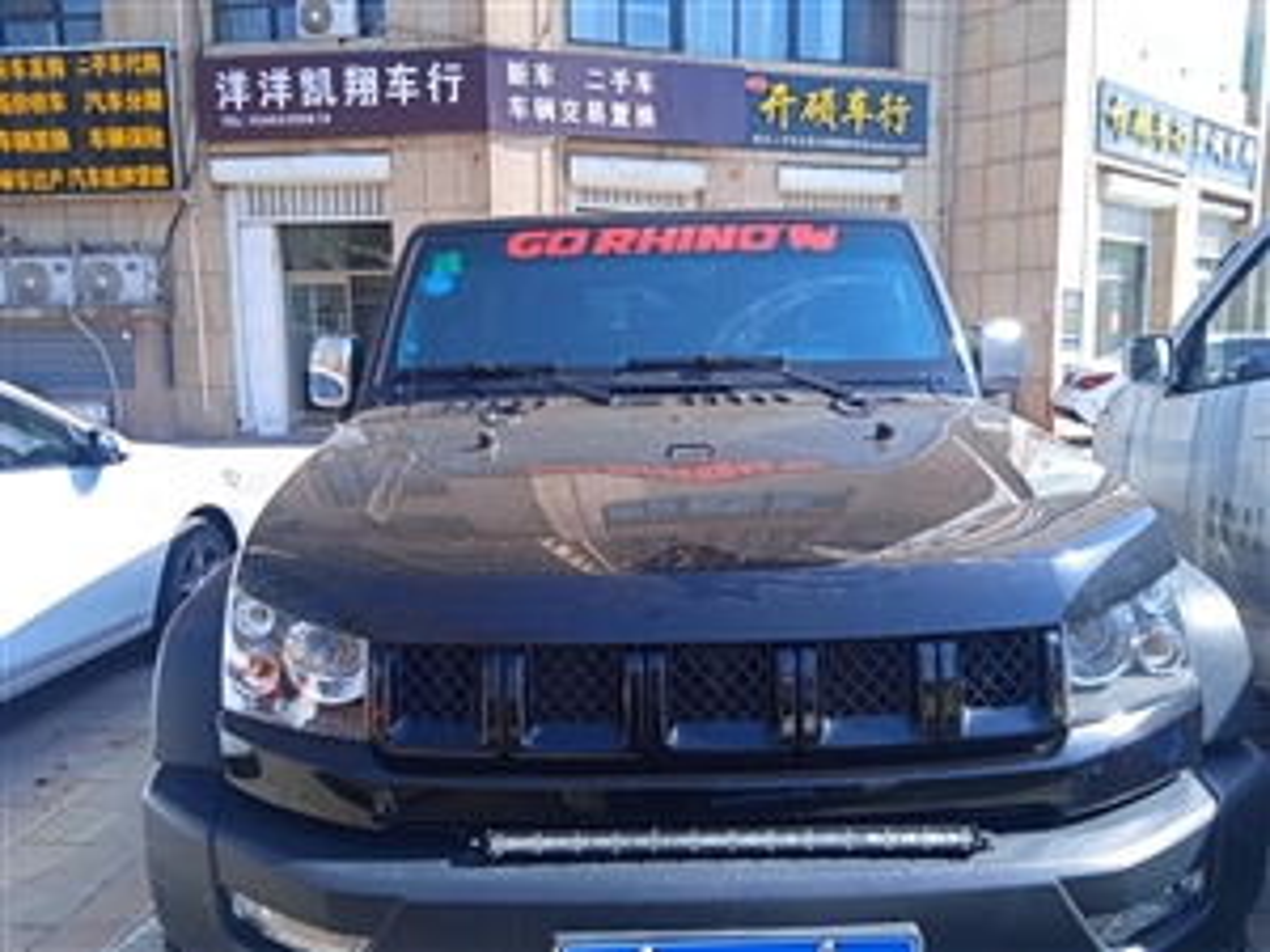 2018年北京BJ40
