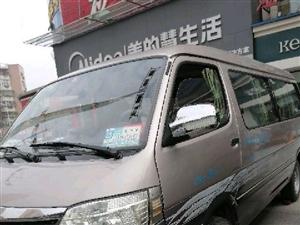 2013年金龙海狮商务车出售