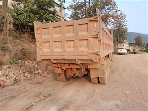 四桥重型自卸货车