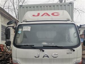 18年JAC箱货