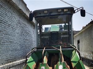 金大丰玉米收割机