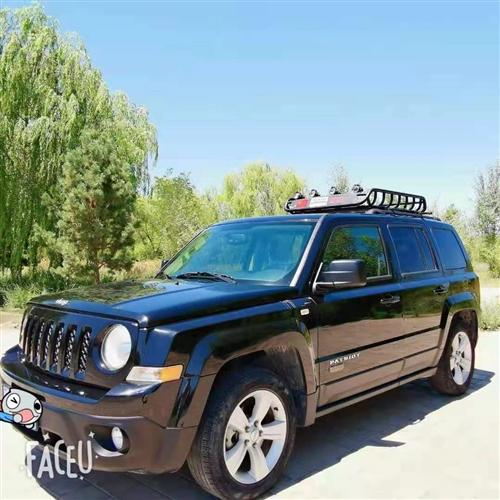 Jeep自由客14款