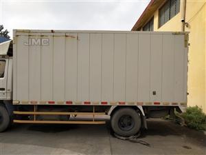江铃4.2米箱货